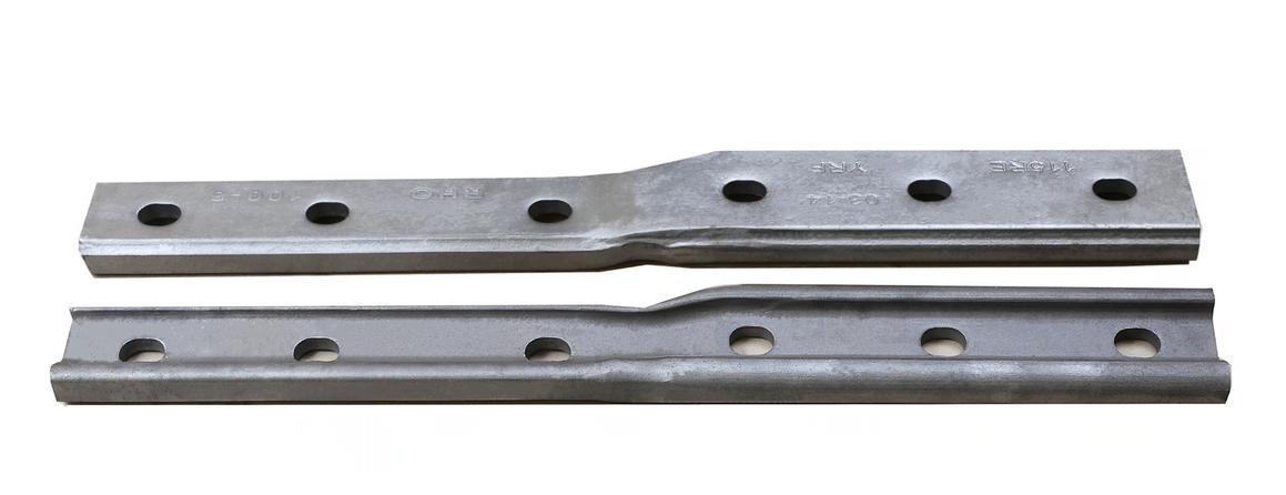 Regular Compromise Joint Bars - Yangtze Railroad Materials