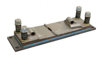 115RE D Plate Vibration Control