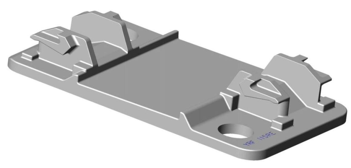 C:GUCAST PLATEYRM 115RE PLATE & 7233 SHOULDER.dwg Model (1)