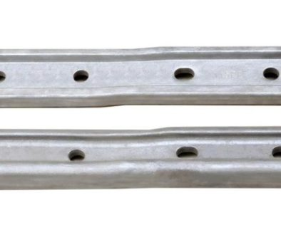 136RE-115RE Compromise Joint Bar - Yangtze Railroad Materials