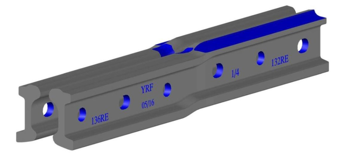 136-132RE-Compromise-Joint-Bar-with-1-4-Worn-Out