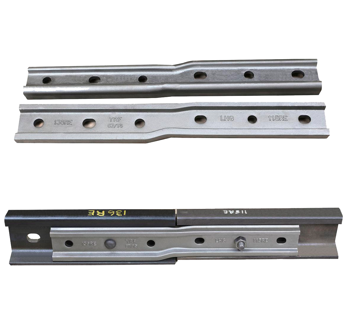 136RE-115RE Compromise Joint Bar