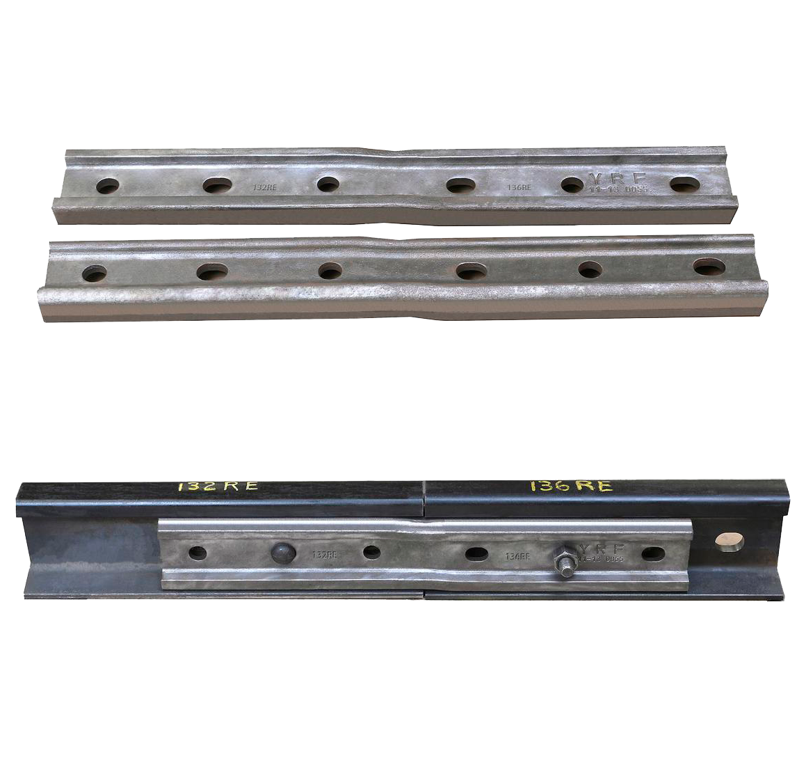 136RE-132RE Compromise Joint Bar