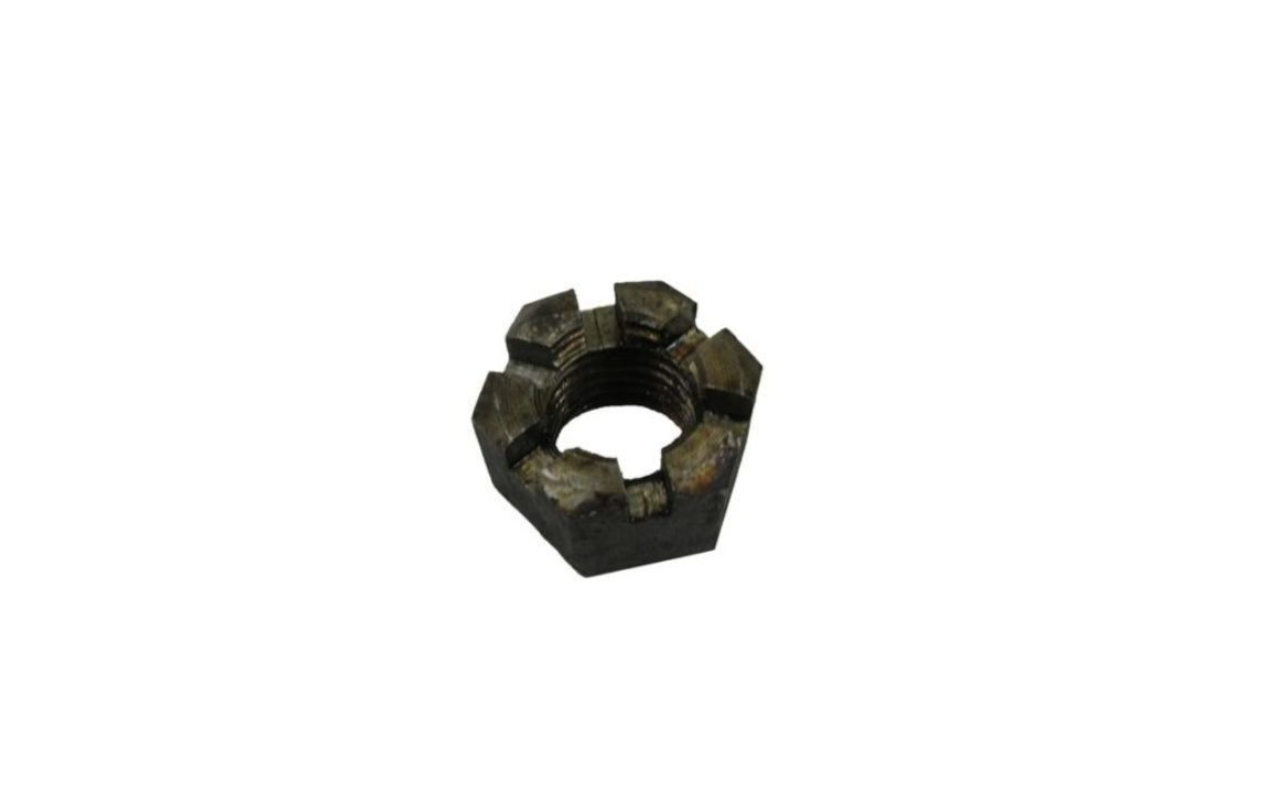 Slotted-Hex-Nut