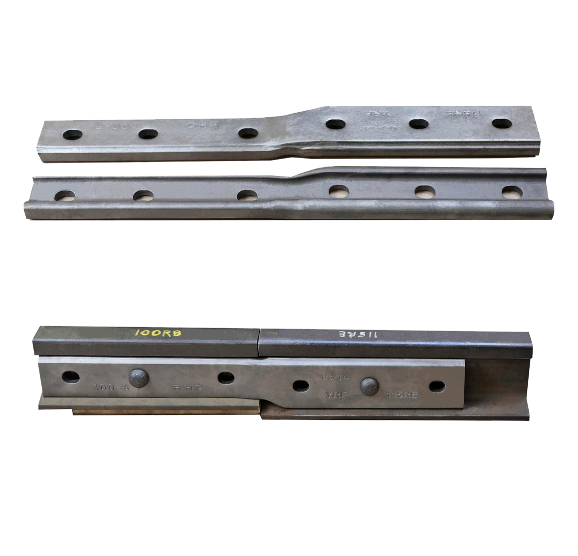 115RE-100-8 Compromise Joint Bar